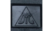 Гантели DFC гексагональные обрезиненные 5 кг. (пара) DB001-5