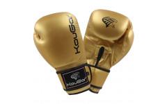 Перчатки боксерские KouGar KO600-10, 10oz, золото