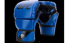 Перчатки MMA для спарринга 8 унций (Синие S/M) UFC